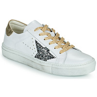 Shoes Women Low top trainers Betty London PAVLINA White