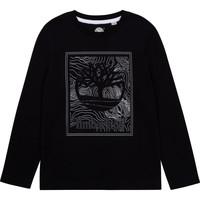 material Boy Long sleeved shirts Timberland BAGIRI Black