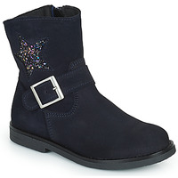 Shoes Girl Mid boots Citrouille et Compagnie POUDRE Marine