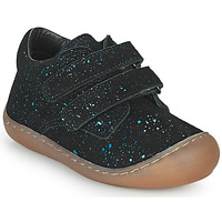 Shoes Girl Low top trainers Citrouille et Compagnie PIOTE Blue