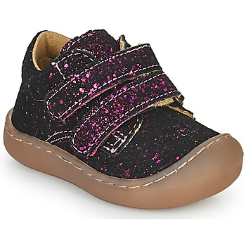 Shoes Girl Low top trainers Citrouille et Compagnie PIOTE Fuschia