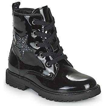 Shoes Girl Mid boots Citrouille et Compagnie PICOTI Black