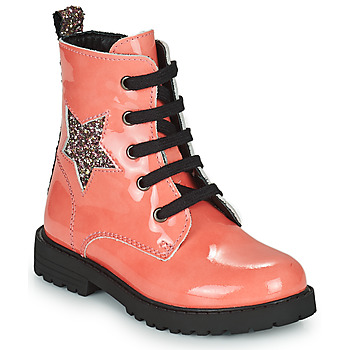 Shoes Girl Mid boots Citrouille et Compagnie PICOTI Pink