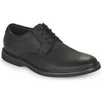 Shoes Men Derby shoes Clarks ATTICUS LTLACE Black