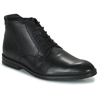 Shoes Men Mid boots Clarks CITISTRIDERISE Black