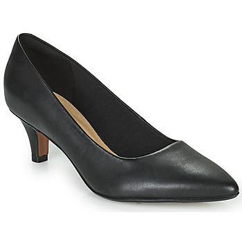 Shoes Women Court shoes Clarks LINVALE JERICA Black