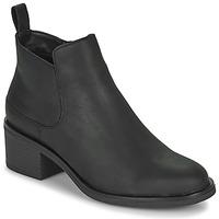 Shoes Women Ankle boots Clarks MEMI ZIP Black