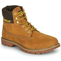 Shoes Men Mid boots Caterpillar E COLORADO Brown
