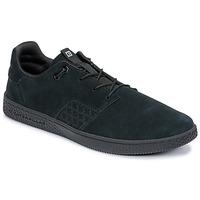 Shoes Men Low top trainers Caterpillar PAUSE Black