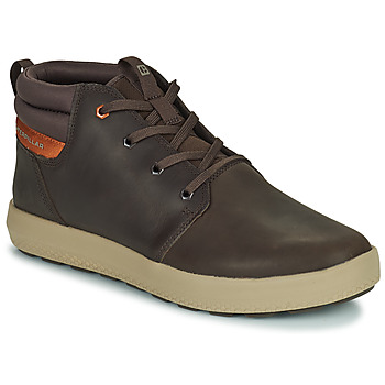 Shoes Men High top trainers Caterpillar PROXY MID Brown