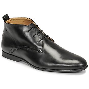 Shoes Men Mid boots Carlington EONARD Black