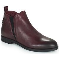 Shoes Women Mid boots Dream in Green LIMIDISE Bordeaux