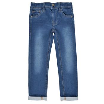 material Boy slim jeans Name it NKMTHEO DNMTHAYER Blue / Medium