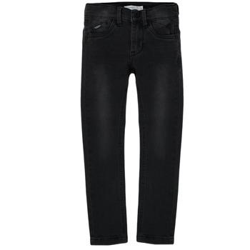 material Boy slim jeans Name it NKMPETE DNMTONSONS Black
