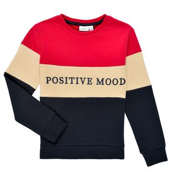 material Girl sweaters Name it NKFLIBEL LS SWEAT Multicolour