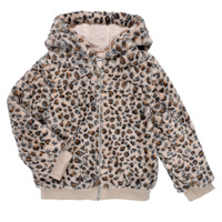 material Girl Blouses Name it NMFMADDIE FAUX FUR JACKET Multicolour