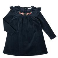 material Girl Short Dresses Name it NMFNISRINE LS DRESS Marine