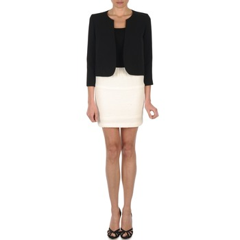 material Women Skirts Lola JUMBO CORDONNETTO Ivory