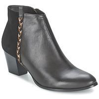 Shoes Women Ankle boots Bocage MANNUELA Black