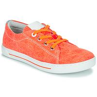 Shoes Children Low top trainers Birkenstock ARRAN KIDS Orange