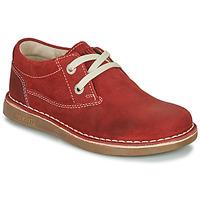 Shoes Children Derby shoes Birkenstock MEMPHIS KIDS Red