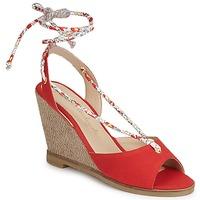 Shoes Women Sandals Petite Mendigote BLONDIE Red