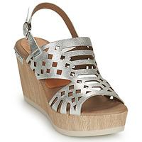 Shoes Women Sandals Dorking SALMA Silver