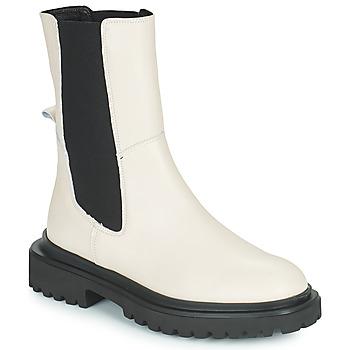 Shoes Women Ankle boots Fericelli PANIMA Black