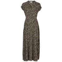 material Women Long Dresses Betty London PARILLA Black / Multicolour