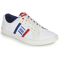 Shoes Boy Low top trainers Jack & Jones WHILEY White