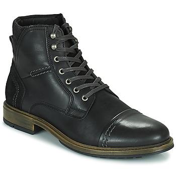 Shoes Men Mid boots Casual Attitude HOKES Black