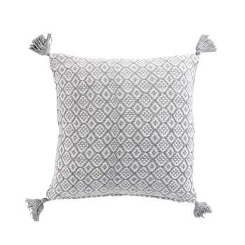 Home Cushions Douceur d intérieur PITHAYA Anthracite