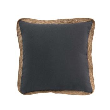 Home Cushions Douceur d intérieur KELONIA Anthracite
