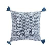 Home Cushions Douceur d intérieur PITHAYA Blue