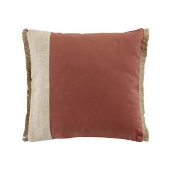 Home Cushions Douceur d intérieur GREENYBEL Terracotta