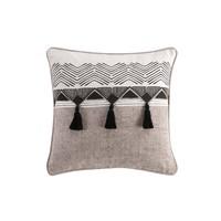 Home Cushions Douceur d intérieur KENYA Brown