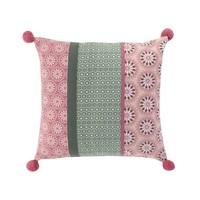 Home Cushions covers Douceur d intérieur CATALAYA Pink