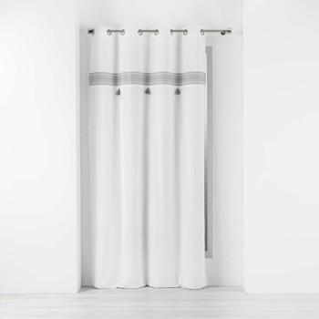 Home Curtains & blinds Douceur d intérieur AMAYA Grey