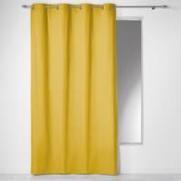 Home Curtains & blinds Douceur d intérieur PANAMA Honey