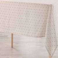 Home Tablecloth Douceur d intérieur GIANA Beige