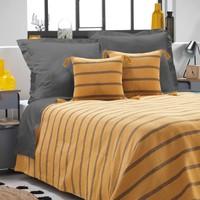 Home Duvet Douceur d intérieur JAKADY Yellow
