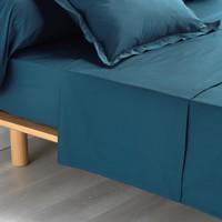 Home Sheet Douceur d intérieur PERCALINE Blue