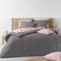 Home Bed linen Douceur d intérieur STONALIA Anthracite