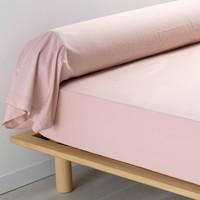 Home Pillowcase, bolster Douceur d intérieur PERCALINE Pink