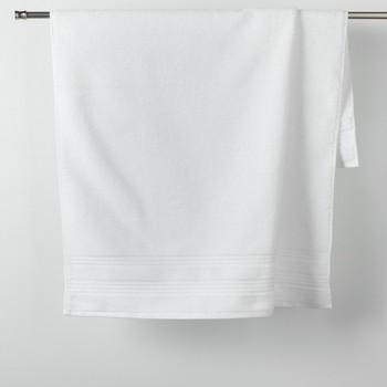 Home Towel and flannel Douceur d intérieur EXCELLENCE White