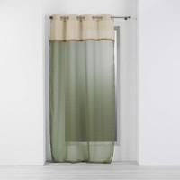 Home Sheer curtains Douceur d intérieur GREENYBEL Green