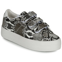 Shoes Women Low top trainers No Name PLATO M White