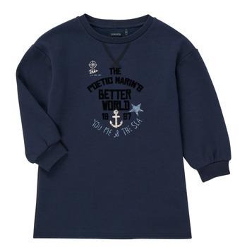 material Girl sweaters Ikks MANDARINE Marine