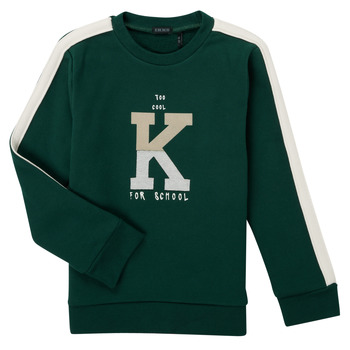 material Boy sweaters Ikks SINOPLE Kaki