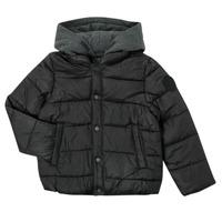 material Boy Duffel coats Ikks CORAIL Black